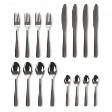 Swan Stainless Steel NISTA 16 Piece Cutlery Set (Model No. SWKA2060N)