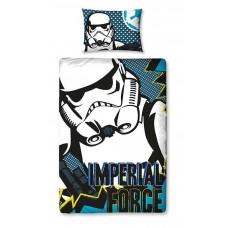 Star Wars Rebels 'Imperial' Single Duvet Set - Large Print Design