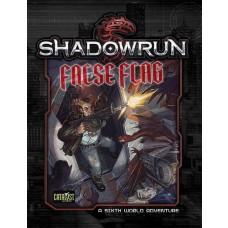 Shadowrun Denver 2 False Flag - Book