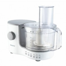 Kenwood Compact 1.4 Litre Food Processor 400W - White (FP120)