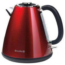 Breville Stainless Steel Jug Kettle Rapid Boil 1.5L - Red (Model No. VKJ741)
