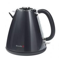 Breville Stainless Steel Jug Kettle Fast Boil 1.5L 3000W - Black (Model VKJ783)