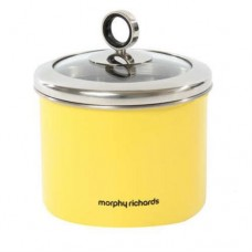 Morphy Richards 46276 Small Storage Canister Yellow