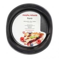 Morphy Richards 25cm Round Pie Dish Graphite - Model No 970506