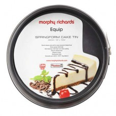 Morphy Richards 26cm Springform Cake Tin - Model No 970516