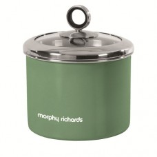 Morphy Richards Small Storage Canister Sage - Model No 974061