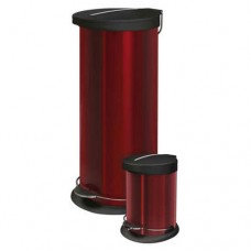 Morphy Richards 30 Litre Pedal Bin Red + Free - Model No 974130