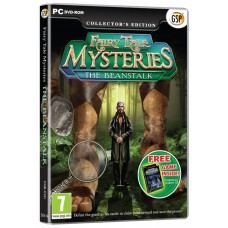 Fairy Tale Mysteries- The Beanstalk - Collector's Edition PC DVD