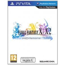 Final Fantasy X/X-2 HD Remaster PS Vita