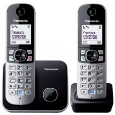 Panasonic TG6812 DECT Phone - Twin