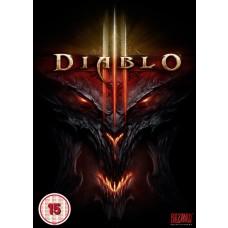 Diablo III PC Mac DVD