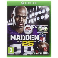 Madden NFL 25 American Football Xbox One