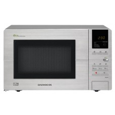 Daewoo Touch Control Stainless steel Microwave Oven Digital ECO (Model KOR6L5R)