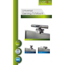 Universal Gaming TV Mount for Xbox 360 Kinect, PS3 Camera and Wii Sensor Bar