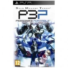 Shin Megami Tensei - Persona 3 Portable Standard Version PSP
