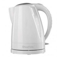 Russell Hobbs Buxton Jug Kettle 1.6L Rapid Boil Concealed Element - White (15075)