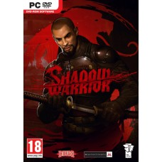 Shadow Warrior PC DVD