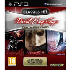 Devil May Cry HD Collection Sony PS3