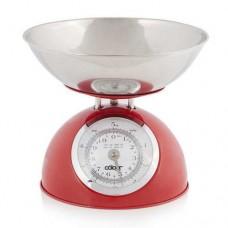 Cook Incolour Dome 5kg Kitchen Scale Red - Model No MCK20000