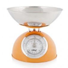 Cook Incolour Dome 5kg Kitchen Scale Orange - Model No MCK20004