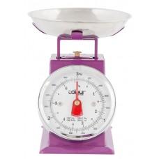 Cook Incolour Mini Traditional Kitchen Scale - Model No MCK21002 - Plum