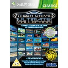 Sega Mega Drive Ultimate Collection - Classics Xbox 360