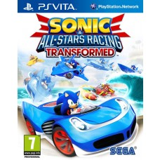 Sonic and All-Stars Racing Transformed PS Vita