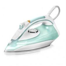 Swan Steam Iron Self Clean Function Anti-Calc Anti-Drip 2200W - Blue (SI3090N)
