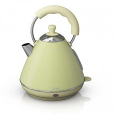 Swan 2 Ltr Pyramid Green Kettle - Model No SK261030GN