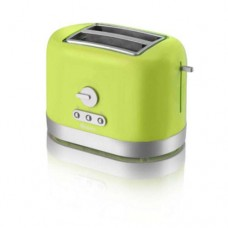 Swan Lime 2 Slice Toaster - Model No ST10020LIMN