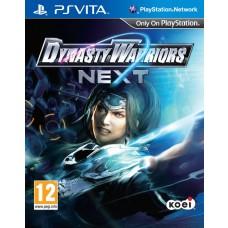 Dynasty Warriors Next PS Vita