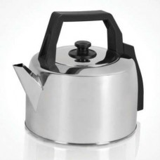 Swan Catering Stainless Steel Kettle Detachable Cord 3.5L - Silver (Model No SWK235)