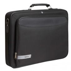 Tech Air 17.3 inch classic clam briefcase documents comp shoulder strap life wnty