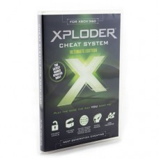 Xploder Xbox 360 Ultimate Cheats System Xbox 360