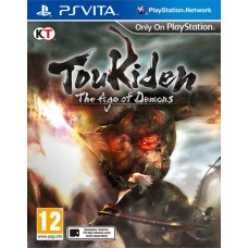 Toukiden The Age of Demons Playstation Vita