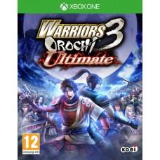 Warriors Orochi 3 Ultimate Xbox One