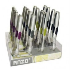 Anzo HB3067GO Stainless Steel Mini Tong