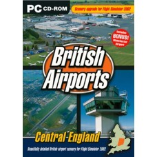 British Airports Central England (Vol.4 PC)