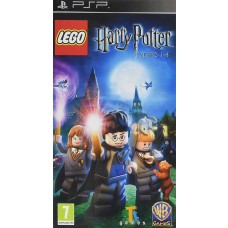 LEGO Harry Potter Episodes 1-4 Sony PSP Game