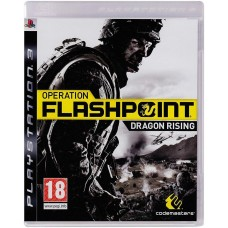 Operation Flashpoint Dragon Rising PS3 Game