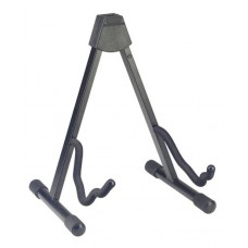 Stagg SGA108BK Foldable Universal A Accoustic and Electric Guitar Stand