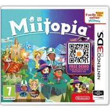 Miitopia Nintendo 3DS Game