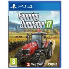 Farming Simulator 17 PS4 Game