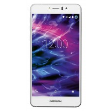 Medion Life X5020 32 GB SIM-Free Smartphone Andriod 8 MP front camera  - White