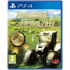 Professional Farmer 2017 Gold Edition PS4 Game