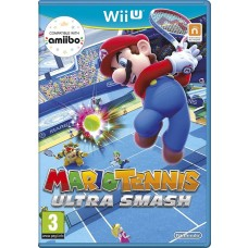 Mario Tennis: Ultra Smash Nintendo Wii U Game
