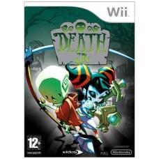 Death Jr Nintendo Wii Game