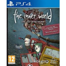 The Inner World The Last Wind Monk - PS4