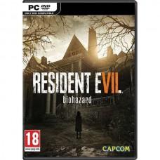 Resident Evil 7 Biohazard PC DVD Game