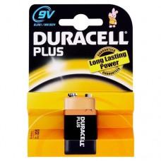 Duracell MN1604B1PLUS 1 Pack Of 9V Battery